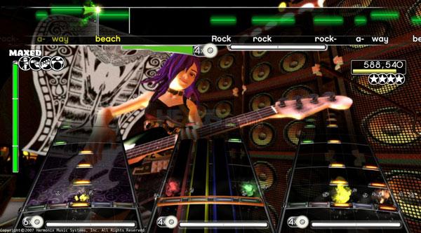 Rock Band 3, nuevas canciones de DragonForce y Santana para descargar
