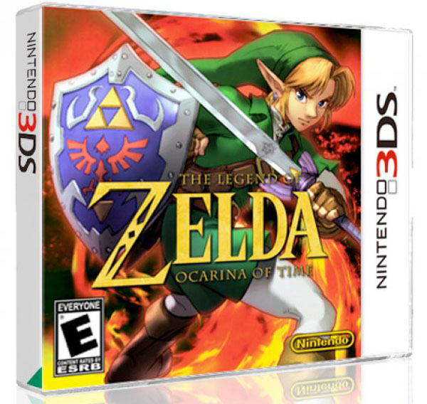 The Legend Of Zelda Ocarina Of Time Confirmada Fecha De