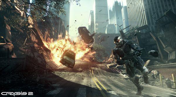 Crysis 2, un nuevo trailer del juego de acción Crysis 2 muestra la velocidad del protagonista