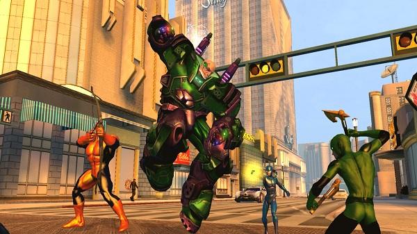DC Universe Online, muestran la «villain safehouse», el hogar de los villanos