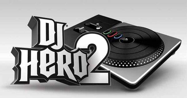 DJ Hero 2, nuevo contenido descargable disponible para el juego musical
