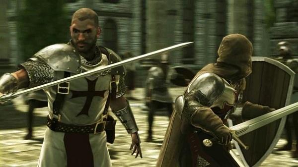 The First Templar, la búsqueda del Grial llega en mayo