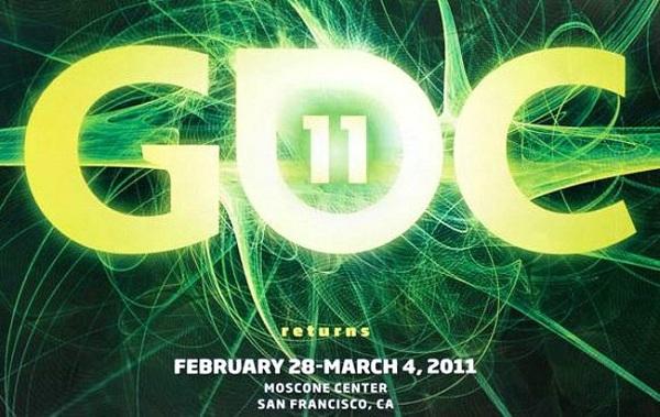 GDC 2011, resumen de anuncios y récord de asistencia
