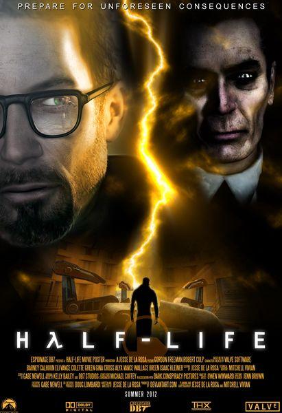 Half Life, Valve afirma que no habrá película de Half Life por el momento