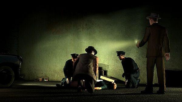 L.A. Noire, nuevo trailer donde podemos ver la investigación y los interrogatorios de L.A. Noire
