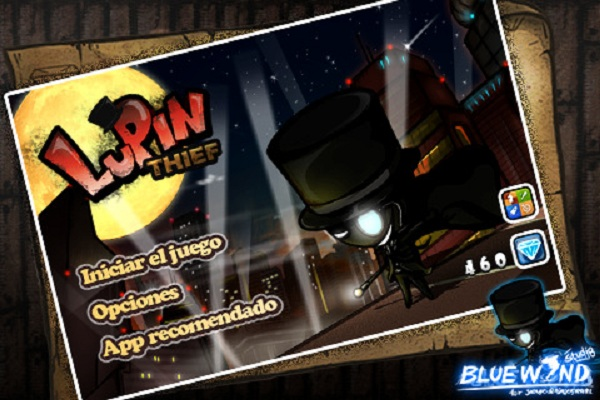 Lupín el ladrón, el juego gratuito de un botón arrasa en App Store