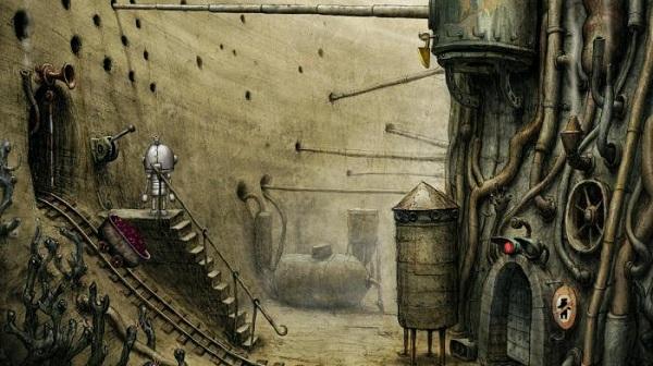 Machinarium, la conocida aventura gráfica llegará a PlayStation Network