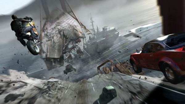 MotorStorm: Apocalypse, mañana a la venta en España pese a su cancelación en Japón