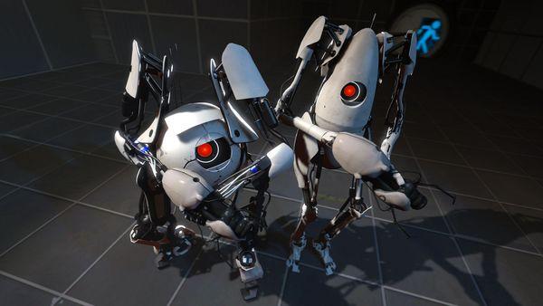 Portal 2, Valve muestra el trailer de lanzamiento del juego basado en físicas Portal 2