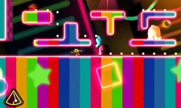 PacMan para Nintendo 3DS, el comecocos PacMan se actualiza a la consola 3D de Nintendo