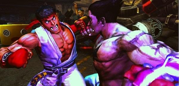 Street Fighter x Tekken, el juego de lucha podría salir tambien en Nintendo 3DS