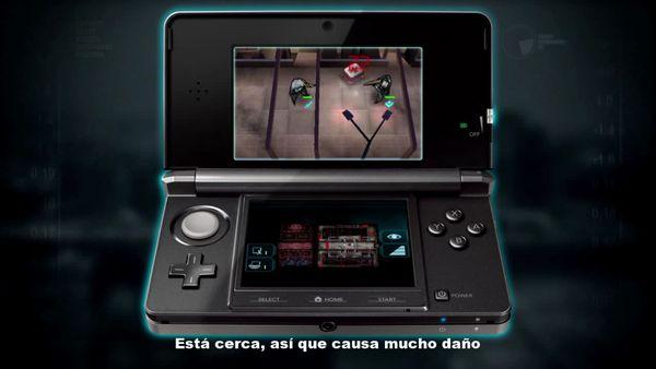 Ghost Recon: Shadow Wars, un vídeo muestra cómo será este nuevo juego de acción para 3DS