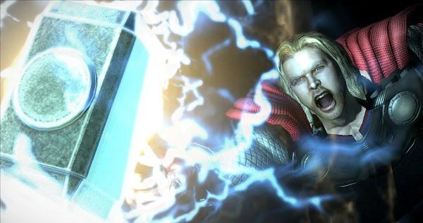 Thor, nuevas imágenes del videojuego del dios del trueno