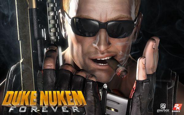 Duke Nukem: Forever, se retrasa la salida de este juego de acción hasta el 10 de junio
