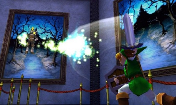 The Legend of Zelda: Ocarina of Time 3D, llegará a Nintendo 3DS en junio