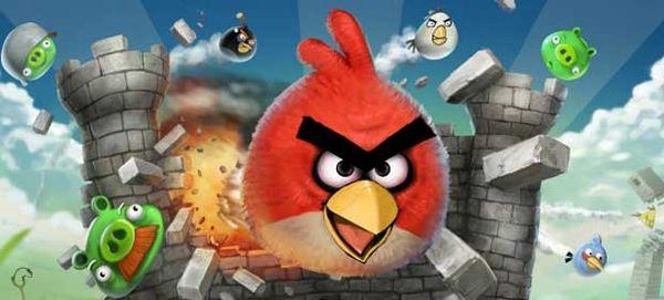 Angry Birds, el juego Angry Birds alcanza los 140 millones de descargas