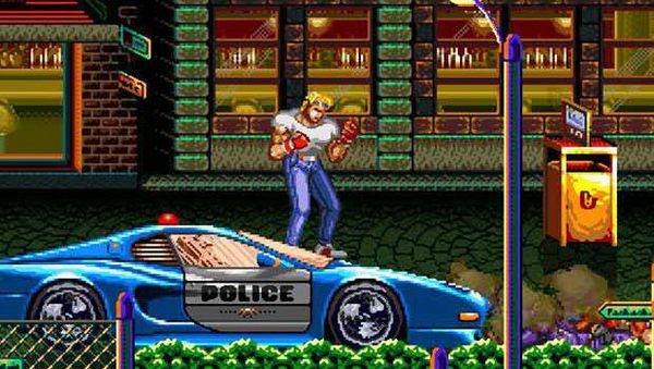 Sega Exige La Retirada Del Juego De Lucha Streets Of Rage Remake