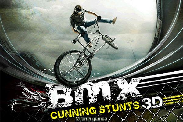 BMX Cunning Stunt 3D, descarga gratis juegos para iPhone, iPad y iPod por tiempo limitado