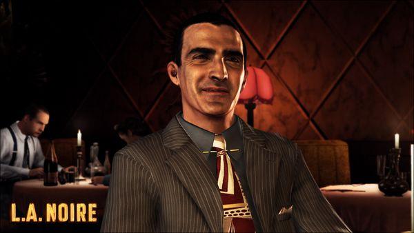 L.A. Noire, RockStar muestra nuevas imágenes del juego de acción L.A. Noire