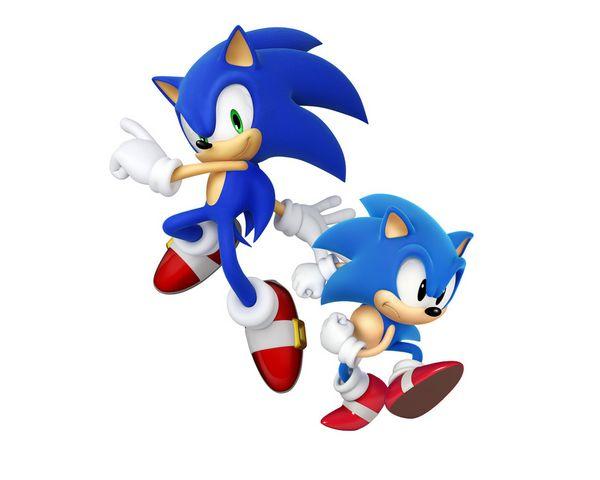 Sonic Generations, primeras imágenes de la próxima aventura de Sonic en Xbox 360 y PS3