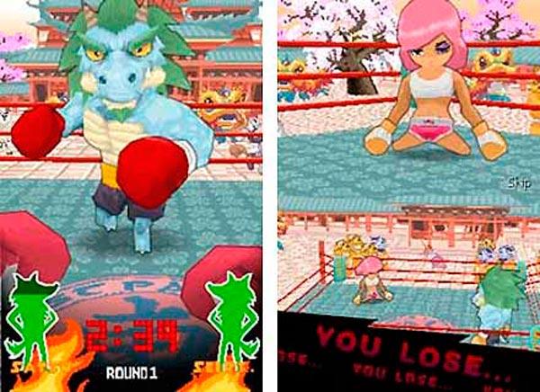 Animal Boxing, llega un nuevo juego de boxeo para la Nintendo 3DS