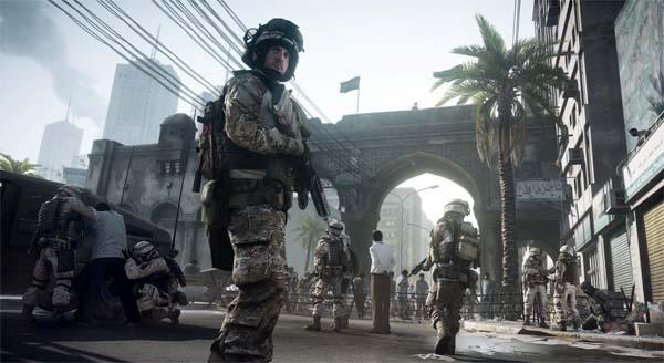 Battlefield 3, nuevo vídeo que muestra más de doce minutos del juego
