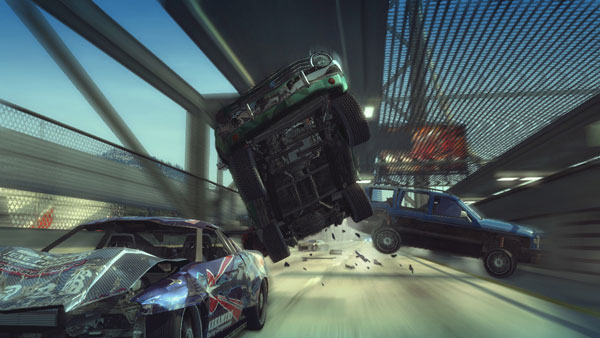 Burnout Crash, comienza el desarrollo de este nuevo título de carreras
