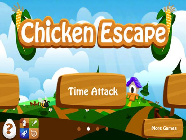 Chicken Escape, descarga gratis por tiempo limitado este juego para iPhone, iPad y iPod