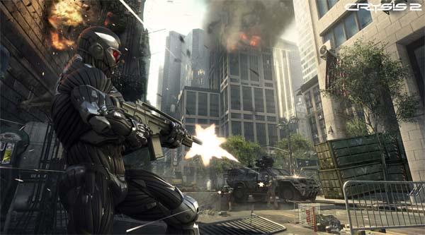 Crysis 2, los jugadores podrán crear sus propios mapas, misiones y objetos