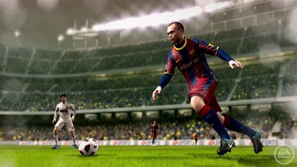 FIFA 12, Nintendo 3DS y la portátil de Sony NGP también tendrán sus versiones