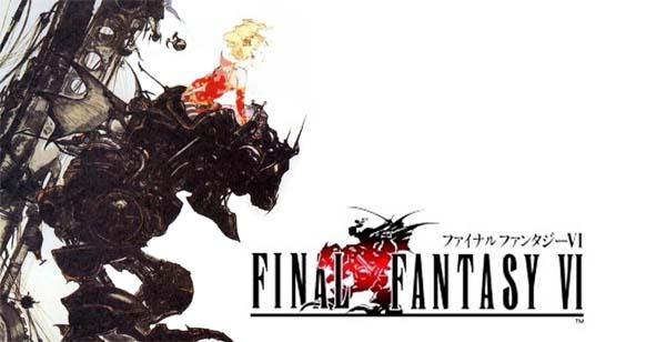 Final Fantasy VI, también saldrá una reedición en PlayStation 3 y PSP