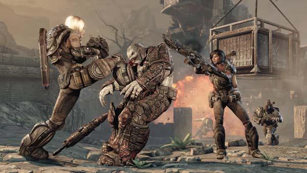Gears of War 3, nuevo vídeo de su beta multijugador