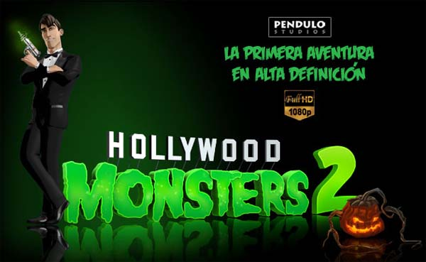 Hollywood Monsters 2, vuelve esta aventura gráfica con una segunda entrega
