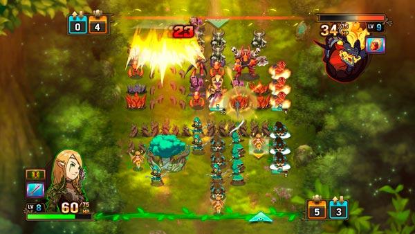 Might & Magic: Clash of Heroes, listo para descargar el nuevo juego de estrategia por turnos