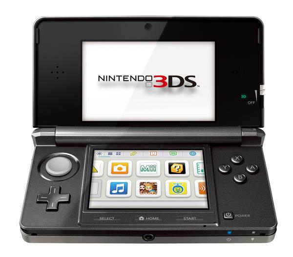 Nintendo 3DS, vende más de 400.000 unidades en su primera semana