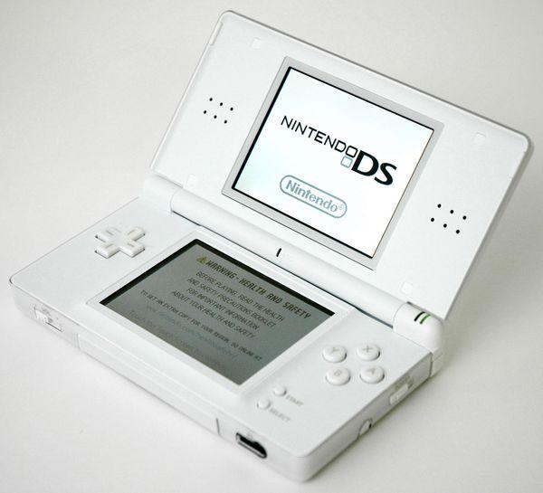 Nintendo podría haber dejado de fabricar su consola portátil DS Lite