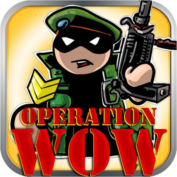 Operation WOW, descarga gratis para iPhone este juego de tiros basado en el clásico Operation Wolf