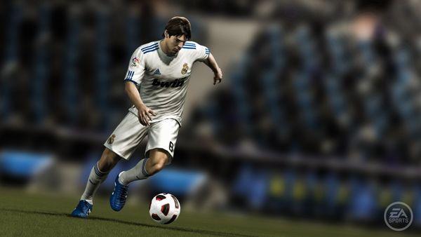 FIFA 12, desvelados nuevos detalles del juego de fútbol FIFA 12