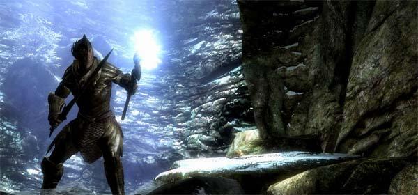 The Elder Scrolls V: Skyrim, nuevas datos y capturas del juego de rol