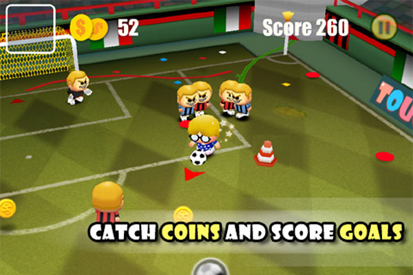 Soccer Stealers Reloaded, descarga gratis este juego de fútbol para iPhone