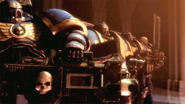 Warhammer 40K Space Marine, nuevo vídeo que muestra el juego en acción