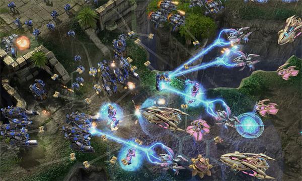 Starcraft II, ya disponibles tres nuevos mapas de forma gratuita