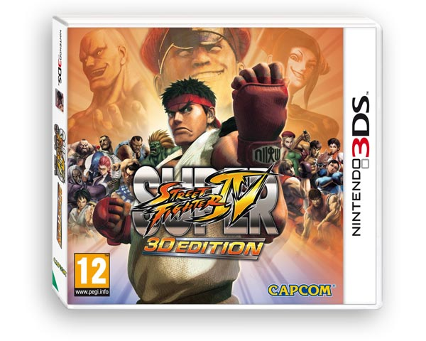 Super Street Fighter IV 3D, todo sobre Super Street Fighter IV 3D con fotos, ví­deos y opiniones