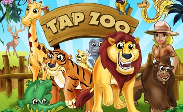 Tap Zoo, juega gratis creando un zoo en tu iPhone