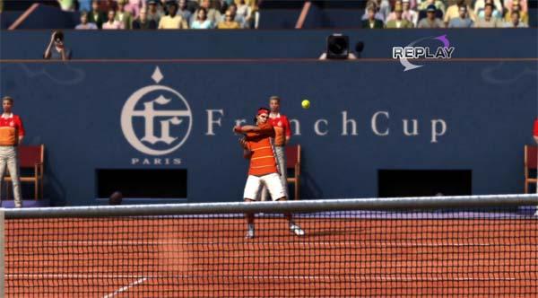 Virtua Tennis 4, descarga gratis la demo en PlayStation 3 del juego de tenis