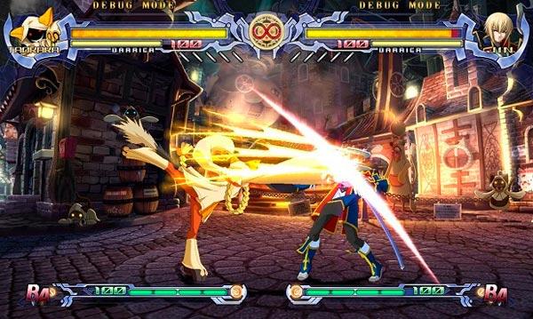 BlazBlue: Continuum Shift 2, el juego de lucha de estilo anime llega a las consolas portátiles