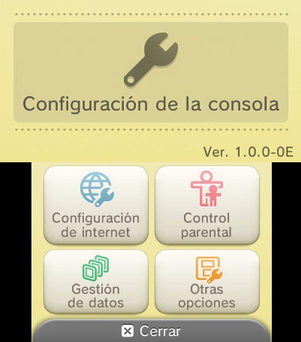 Cómo configurar el control parental en la Nintendo 3DS
