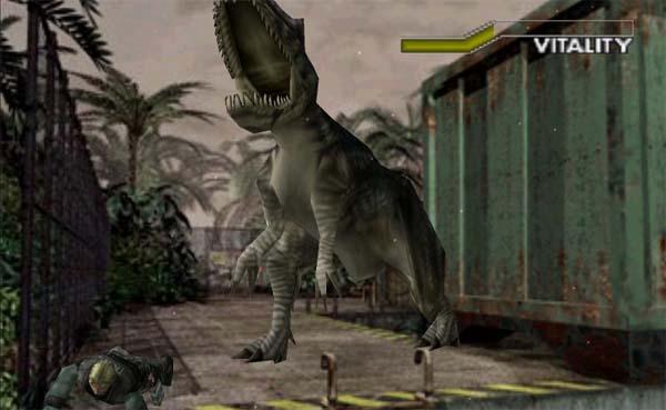 Dino Crisis 2, vuelve otro clásico reeditado a PlayStation 3 y PSP