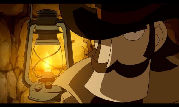 Doctor Lautrec y los Caballeros Olvidados, nuevo tráiler de este juego para Nintendo 3DS
