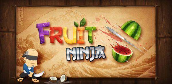 Fruit Ninja, Microsoft podría lanzar una adaptación para Kinect de este juego de iPhone